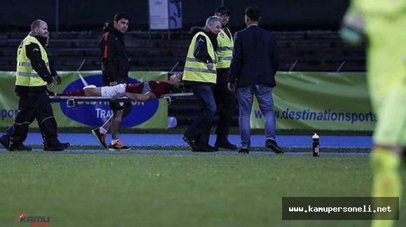 Galatasaraylı Futbolcu Koray Günter Ameliyata Hazırlanıyor