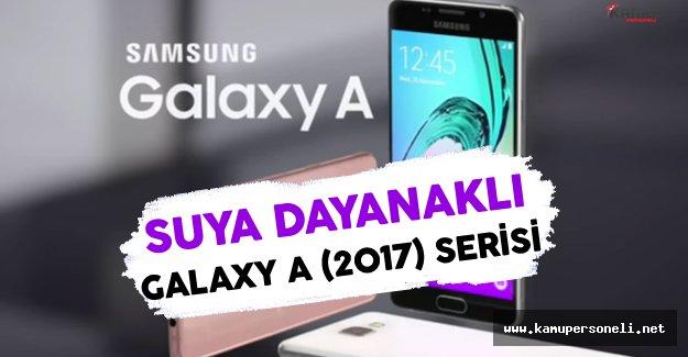 Galaxy A (2017) Serilerinde Yeni Dönem Başlıyor