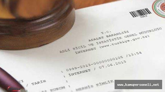 GBT Sorgulama Nasıl Yapılır? Online Adli Sicil Kaydı Sordulama