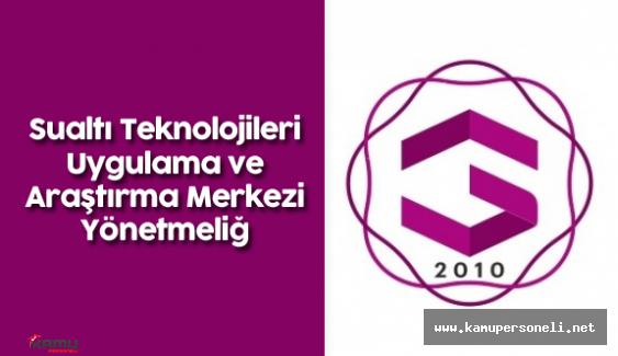 Gedik Üniversitesi Sualtı Teknolojileri Uygulama ve Araştırma Merkezi Yönetmeliğ