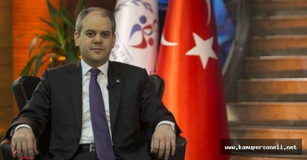 Gençlik ve Spor Bakanı Beyoğlu Belediye Başkanlığını Ziyaret Etti