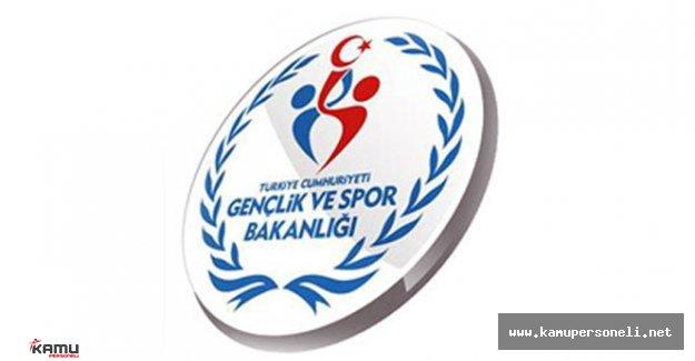 Gençlik ve Spor Uzman Yardımcılığı Sözlü Mülakata Hak Kazanan Adaylar Açıklandı