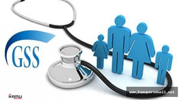 Genel Sağlık Sigortası Sorgulama Nasıl Yapılır? GSS Prim Sorgulama