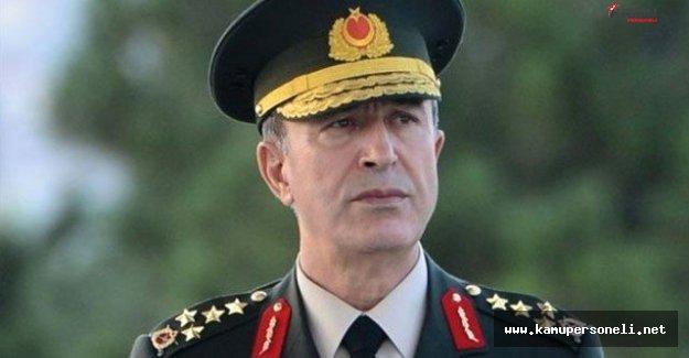 Genelkurmay Başkanı Kayseri'deki 1. Komando Tugayı'nı Ziyaret Etti