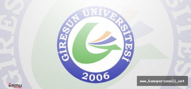 Giresun Üniversitesi Tıp Fakültesi Eğitim Yönetmeliğinde Değişti
