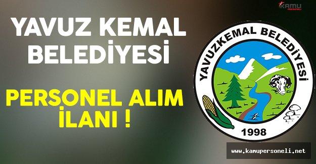 Giresun/Yavuzkemal Belediyesi Sözleşmeli Personel Alacak
