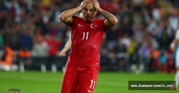 Gökhan Töre ve Alper Potuk EURO 2016 Bileti Alamadı