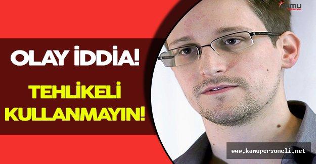 Google Allo' ya Snowden Açıklaması
