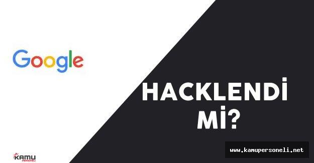 Google Servisleri Çöktü - Google Türkiye Servislerine Erişim Sağlanamadı
