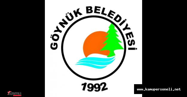 Göynük (Bolu) Belediyesi Geçici İşçi Alımı Yapıyor