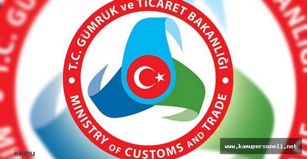 Gümrük ve Ticaret Bakanlığı 42 Memur Alımı Başvuruları İçin Son Gün