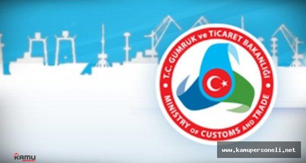 Gümrük ve Ticaret Bakanlığı Açıktan Memur Alımı Başvuruları Sona Eriyor
