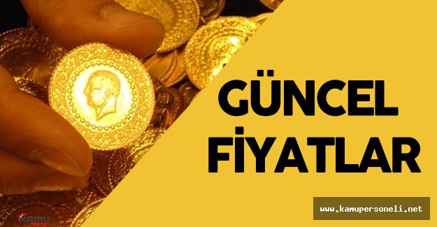 Güncel Altın Fiyatları (24 Ayar, Cumhuriyet Ata , 22 Ayar Bilezik Fiyatları)