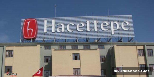 Hacettepe Üniversitesi Sözleşmeli Personel Alımı Başvuruları İçin Son Gün