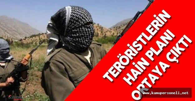 Hain Plan Ortaya Çıktı 'PKK Ege Bölgesini Kana Bulayacaktı '