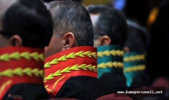 Hakim ve Savcıların Kıyafet Yönetmelikleri Değişti
