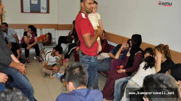 Hakkari'de 64 Kaçak Yakalandı