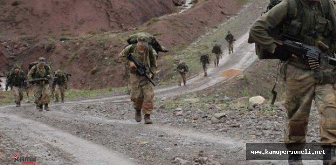 Hakkari'de Saldırı Hazırlığında 17 Terörist Etkisiz Hale Getirildi