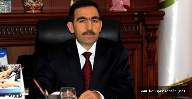 Hakkari Üniversitesi Rektörü Prof. Dr. Ebubekir Ceylan Tutuklandı