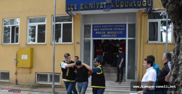 Hastane'den Kaçırılan Mahkum Güvenlik Güçlerince Yakalandı