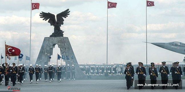 Hava Kuvvetleri Komutanlığı Sivil Öğrenci Alımı Başvuruları Devam Ediyor