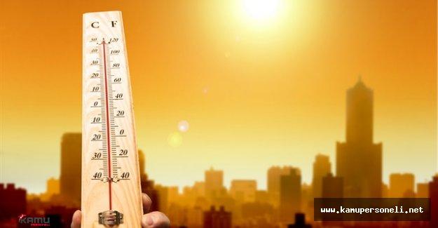 Hava Sıcaklıkları Düşecek Mi?