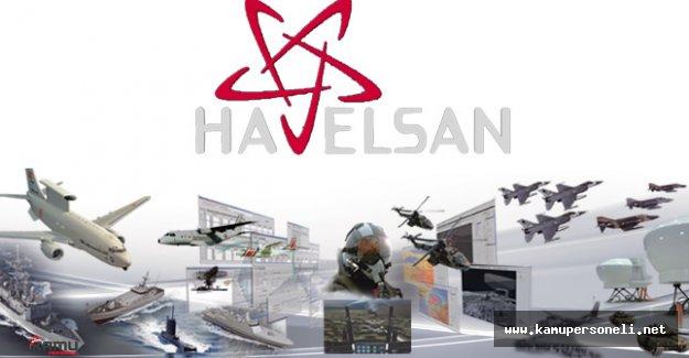 HAVELSAN Personel Alımı İlanı