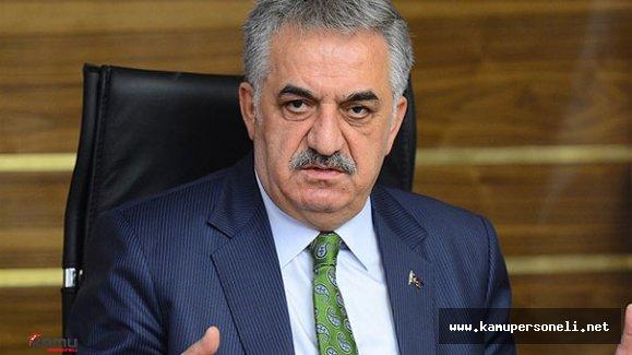 Hayati Yazıcı Görevi Mehmet Ali Şahin'den Devraldı