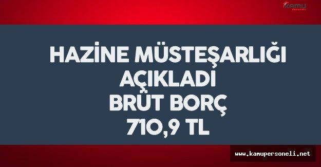 Hazine Müsteşarlığı'ndan Merkezi Yönetim Bütçe Stoku Duyursuu