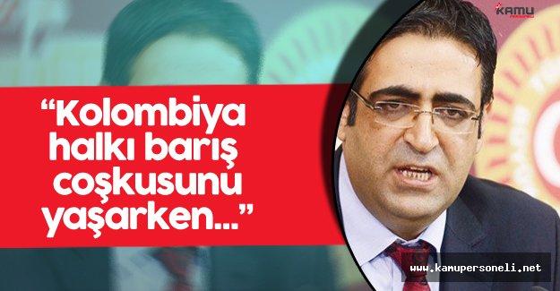 """HDP Grup Başkanvekili Baluken: """" Tezkerelere Hayır Oyu Kullanacağız"""""""