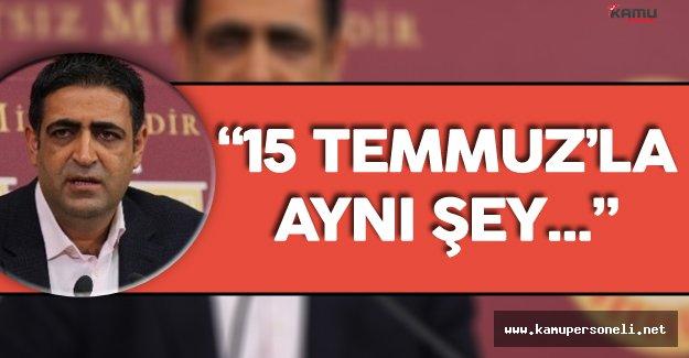 HDP'li Baluken'den KHK Tepkisi