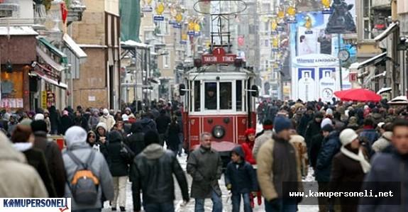 Her 10 kişiden 1'i İstanbul doğumlu