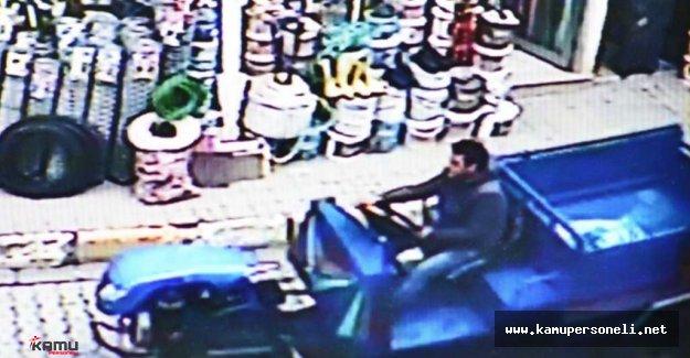 Hırsızı İhbar Edene Bin Lira Ödül