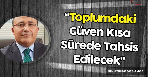 """HSYK Başkanvekili:"""" Uydurulmuş Delillerle Hükmetme Dönemi Sona Erdi"""""""