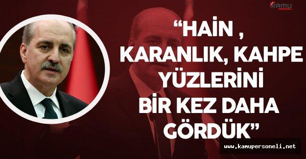 Hükümetten Çok Sert Diyarbakır Saldırısı Açıklaması !