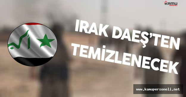 """İbadi: """" Irak DAEŞ'ten Temizlenecek"""""""