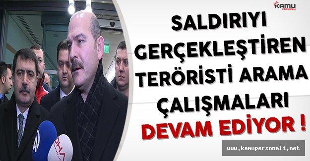 İçişleri Bakanı Soylu: Teröristi Arama Çalışmaları Devam Ediyor