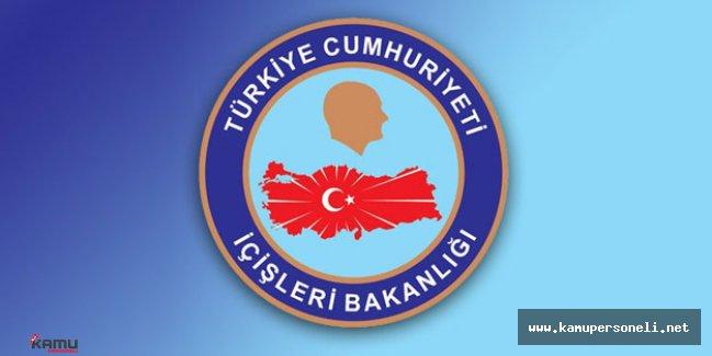 İçişleri Bakanlığı Sözleşmeli Personel Alımı Başvuruları Sona Eriyor