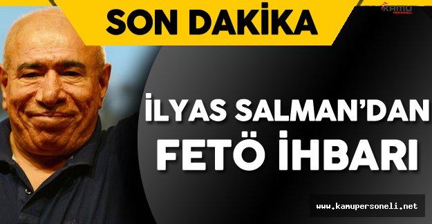 """İlyas Salman :"""" Atatürk'e İhanet Eden Her Türlü Tarikat, Cemaat'e Karşıyım"""""""