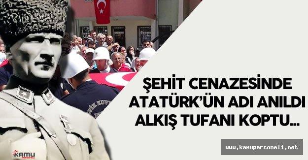 İmam Duasında Atatürk'ü Anınca Alkış Tufanı Koptu