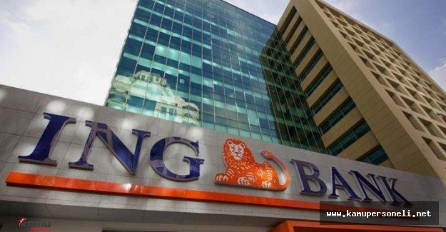 ING Bank En Az Lise Mezunu Personel Alımı Yapacak