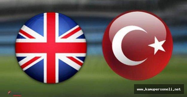 Hazırlık Karşılaşması Sonucu: İngiltere: 2 Türkiye: 1