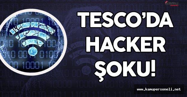 İngiltere'de Hacker Şoku !