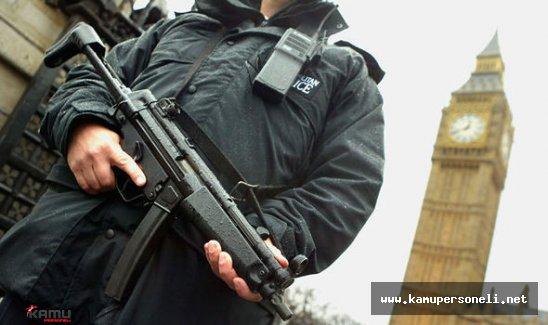 İngiltere'nin Başkenti Londra'da Terör Alarmı