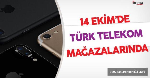 iPhone 7 ve iPhone 7 Plus 14 Ekim'de Satışa Sunuluyor