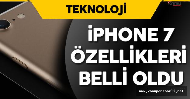 Iphone 7 ve Iphone 7 Plus Tanıtıldı ! ( Özellikleri ve Detaylar )