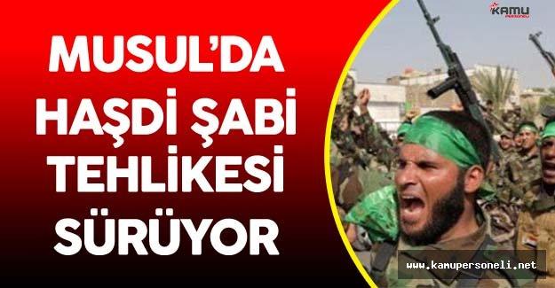 Irak'ta Haşdi Şabi İhlalleri Artarak Sürüyor !