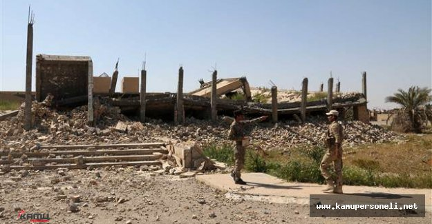 Irak'ta Terör Suçundan Mahkum Olanların Evleri Yıkılacak