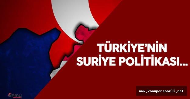 """İranlı eski diplomat : """"Türkiye'nin Suriye politikası..."""""""