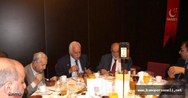 İslam Ülkeleri Büyükelçileri İftar Yemeğinde Buluştu